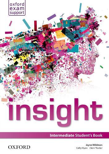 insight: Intermediate: Student's Book - insight (Paperback)