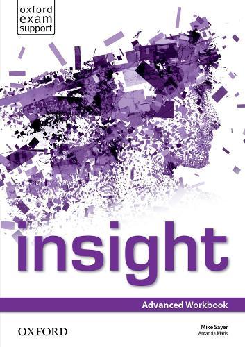 insight: Advanced: Workbook - insight (Paperback)