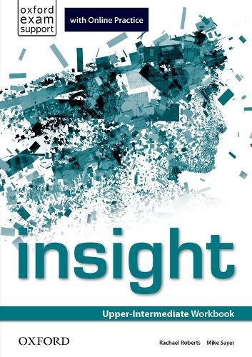 insight: Upper-Intermediate: Workbook with Online Practice - insight
