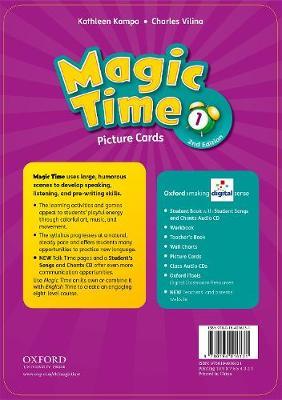 Magic Time: Level 1: Flashcards - Magic Time