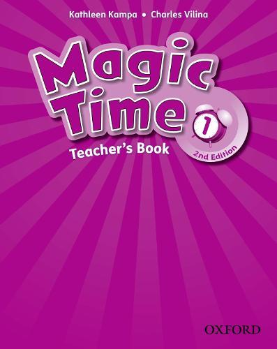 Magic Time: Level 1: Teacher's Book - Magic Time (Paperback)