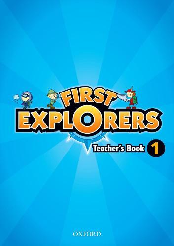 First Explorers: Level 1: Teacher's Book - First Explorers (Paperback)