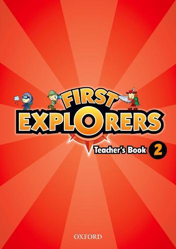 First Explorers: Level 2: Teacher's Book - First Explorers (Paperback)