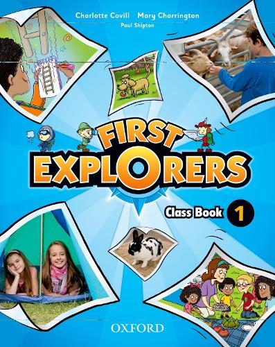 First Explorers: Level 1: Class Book - First Explorers (Paperback)