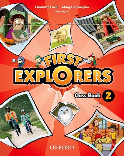 First Explorers: Level 2: Class Book - First Explorers (Paperback)