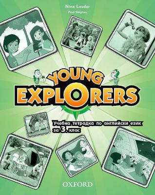 Young Explorers: Level 1: Activity Book - Young Explorers (Paperback)