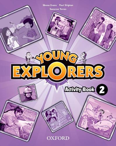 Young Explorers: Level 2: Activity Book - Young Explorers (Paperback)