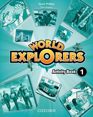 World Explorers: Level 1: Activity Book - World Explorers (Paperback)