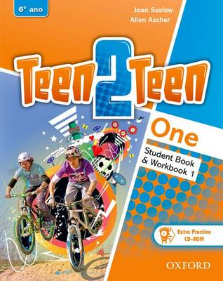 Teen2Teen: One: Student Book & Workbook Pack - Teen2Teen