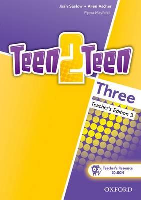 Teen2Teen: Three: Teacher Pack - Teen2Teen