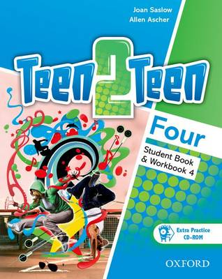 Teen2Teen: Four: Student Book & Workbook with CD-ROM - Teen2Teen