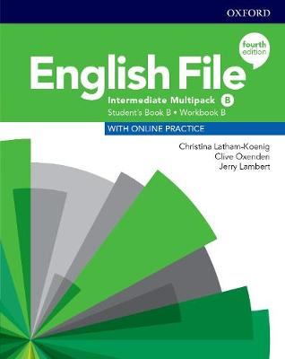 English File: Intermediate: Multipack B + Resource Centre B Pack - English File