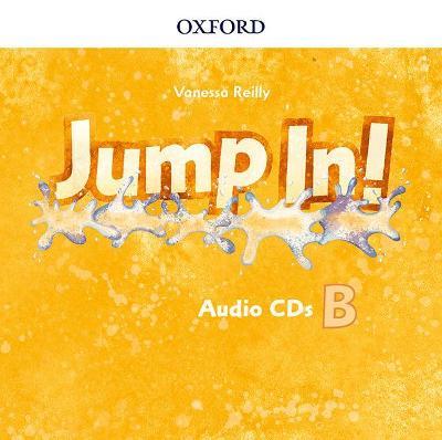 Jump In!: Level B: Class Audio CD - Jump In! (CD-Audio)