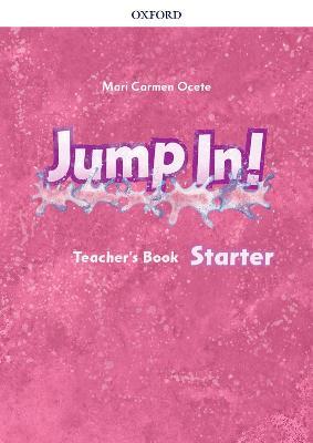 Jump In!: Starter Level: Teacher's Book - Jump In! (Paperback)