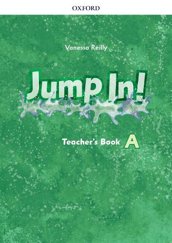 Jump in!: Level A: Teacher's Book - Jump in! (Paperback)