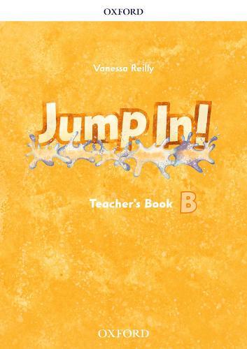 Jump In!: Level B: Teacher's Book - Jump In! (Paperback)