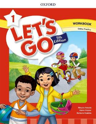 Let's Go: Level 1: Workbook with Online Practice - Let's Go