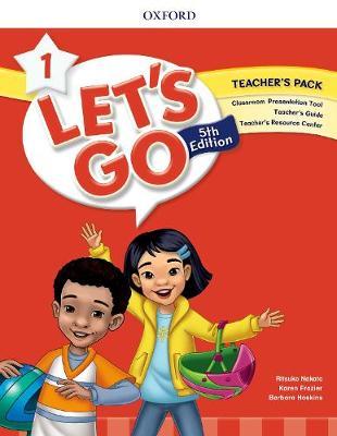 Let's Go: Level 1: Teacher's Pack - Let's Go
