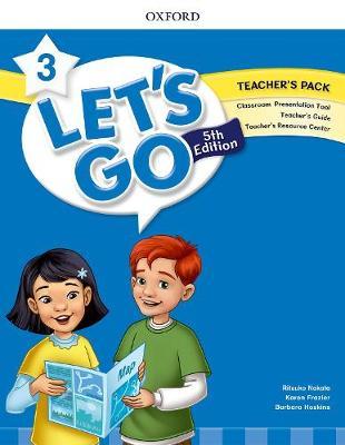 Let's Go: Level 3: Teacher's Pack - Let's Go