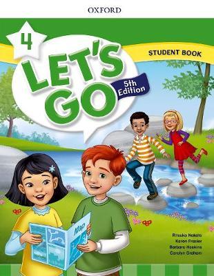 Let's Go: Level 4: Student Book - Let's Go (Paperback)