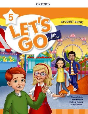 Let's Go: Level 5: Student Book - Let's Go (Paperback)