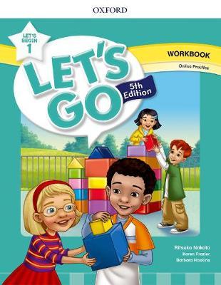 Let's Begin: Level 1: Workbook with Online Practice - Let's Begin