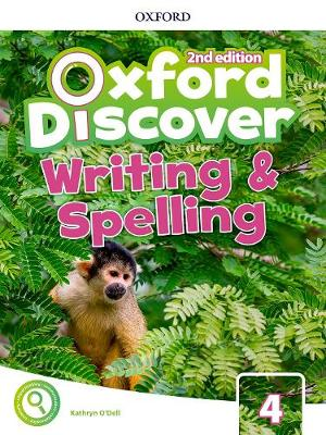 Oxford Discover: Level 4: Writing and Spelling Book - Oxford Discover (Paperback)