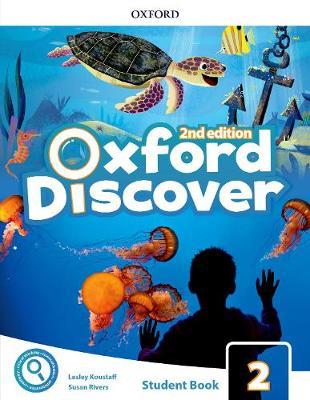 Oxford Discover: Level 2: Student Book Pack - Oxford Discover
