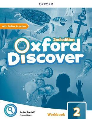 Oxford Discover: Level 2: Workbook with Online Practice - Oxford Discover