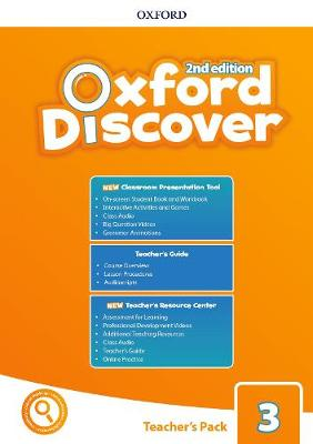 Oxford Discover: Level 3: Teacher's Pack - Oxford Discover