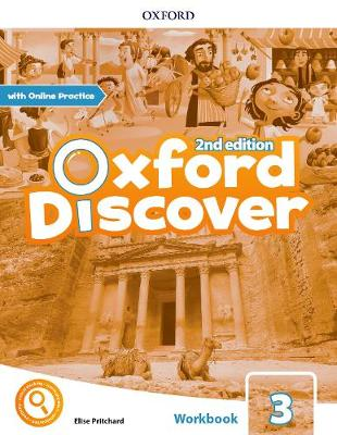 Oxford Discover: Level 3: Workbook with Online Practice - Oxford Discover (Paperback)