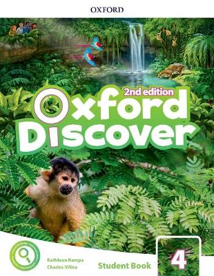 Oxford Discover: Level 4: Student Book Pack - Oxford Discover (Paperback)