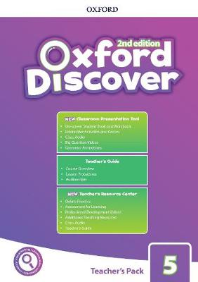 Oxford Discover: Level 5: Teacher's Pack - Oxford Discover