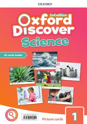 Oxford Discover Science: Level 1: Picture Cards - Oxford Discover Science
