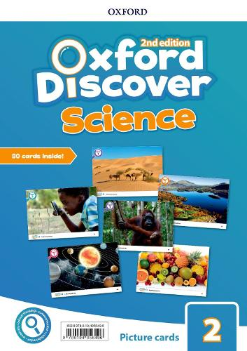 Oxford Discover Science: Level 2: Picture Cards - Oxford Discover Science