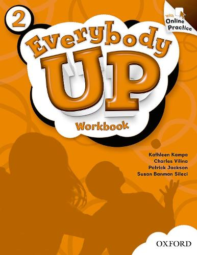 Everybody Up: 2: Workbook with Online Practice - Everybody Up