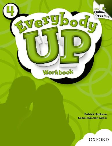 Everybody Up: 4: Workbook with Online Practice - Everybody Up