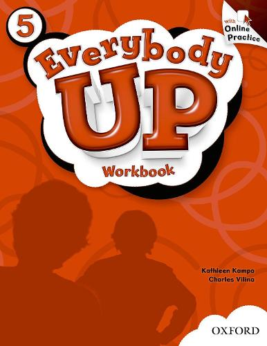 Everybody Up: 5: Workbook with Online Practice - Everybody Up