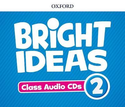 Bright Ideas: Level 2: Audio CDs: Inspire curiosity, inspire achievement - Bright Ideas (CD-Audio)