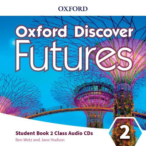 Oxford Connect: Level 2: Class CD (American English) (X3) - Oxford Connect (CD-Audio)