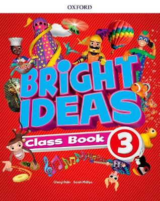 Bright Ideas: Level 3: Pack (Class Book and app) - Bright Ideas