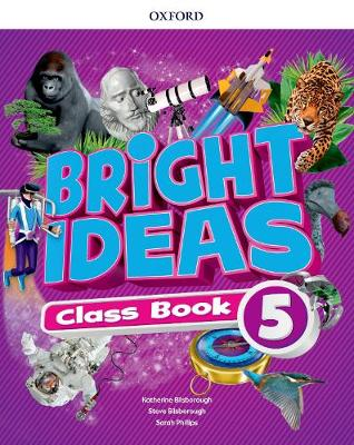 Bright Ideas: Level 5: Pack (Class Book and app) - Bright Ideas