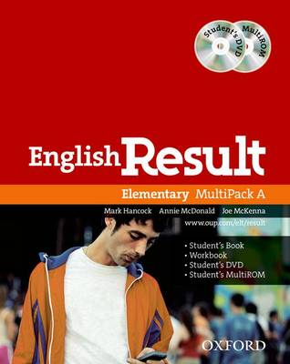 English Result: Elementary: English Result Elementary Multipack A - English Result
