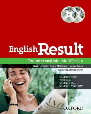 English Result: Pre Intermediate: Multipack A - English Result