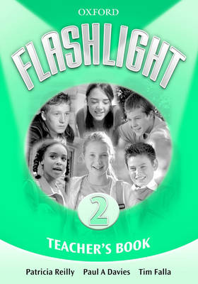 Flashlight 2: Teacher's Book (Paperback)