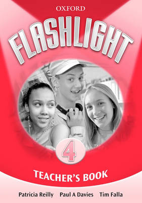 Flashlight 4: Combined Student's Book and Workbook (Paperback)