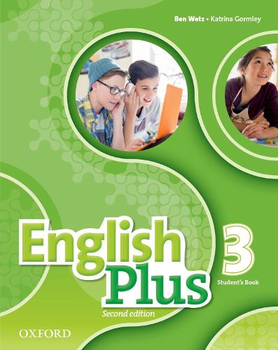 English Plus: Level 3: Student's Book: The right mix for every lesson - English Plus (Paperback)