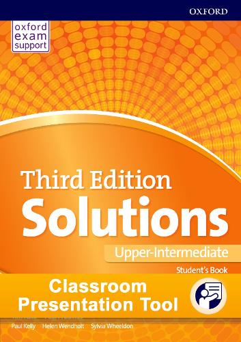 Solutions 3e Upp-int Students Book & Workbook Cpt Access Card Pack