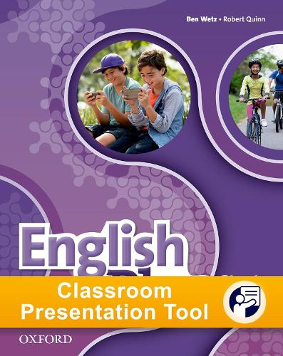 English Plus: Starter: Classroom Presentation Tool (access card): The right mix for every lesson - English Plus