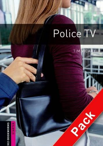 Oxford Bookworms Library: Starter Level:: Police TV audio CD pack - Oxford Bookworms ELT